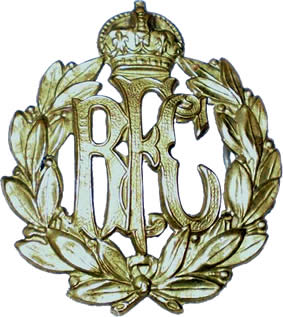 Royal Flying Corps Badge